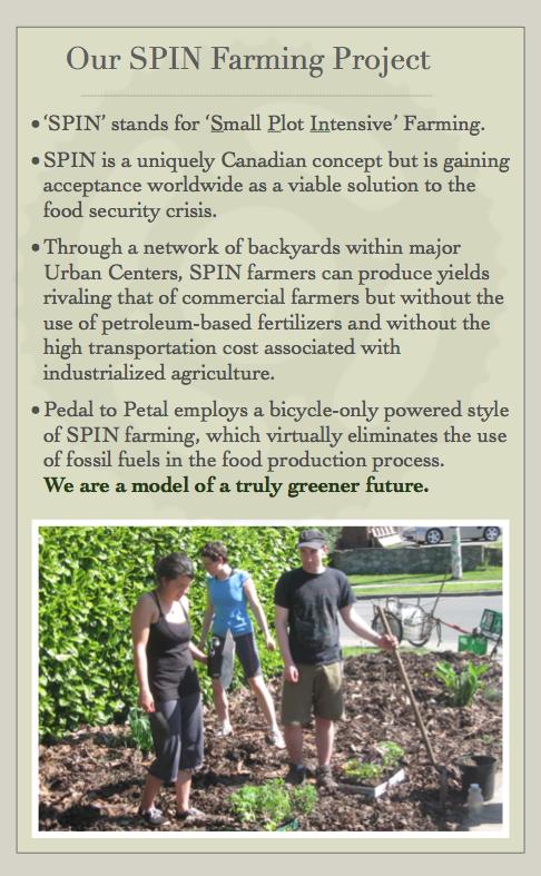 SPIN FARMING